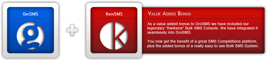 Kwiksms a Simple Bulk SMS Software